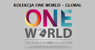 kolekca one world global